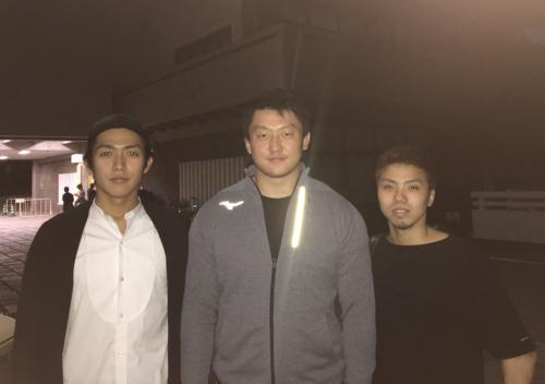 原沢久喜と弟・原沢侑高