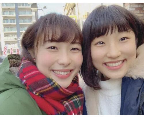 須崎優衣 姉須崎麻衣 可愛い