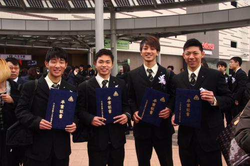 八王子高校を卒業した橋岡優輝選手
