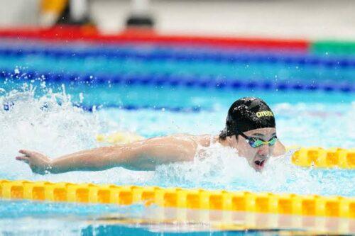 瀬戸大也 日本選手権水泳競技大会