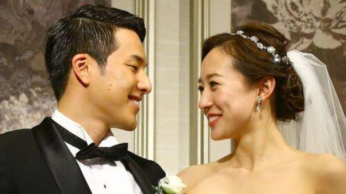 瀬戸大也 馬淵優佳 結婚式 画像 気が強い性格