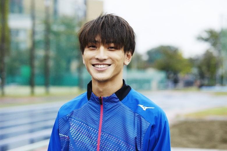 橋岡優輝選手