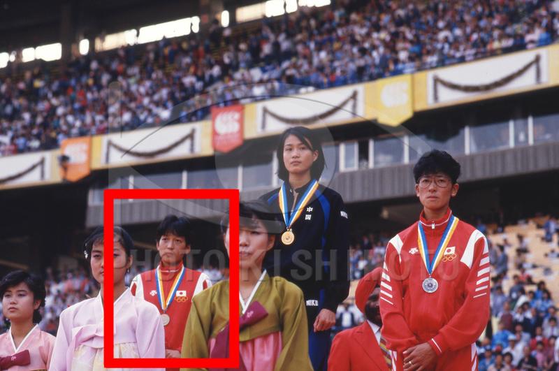 第10回アジア競技大会 で銅メダル獲得の城島直美さん 橋岡優輝の母親