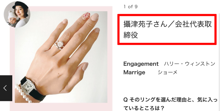摂津正の嫁(妻)|摂津苑子で経営者&美人!
