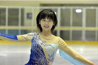 小芝風花 フィギュアスケート