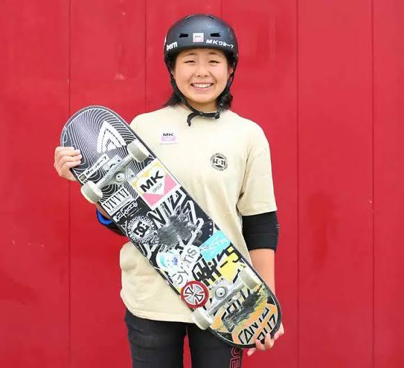 岡本碧優 兄 スケートボード きっかけ