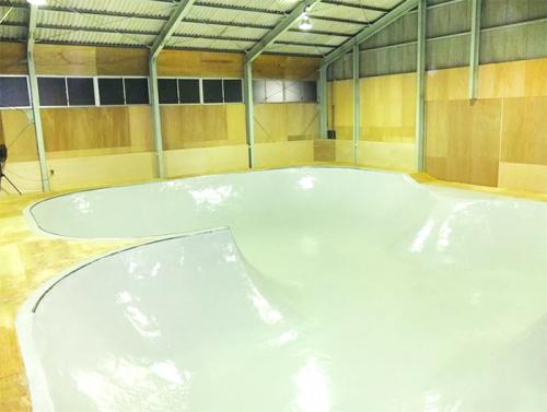 Hi-5 skatepark 岡本碧優