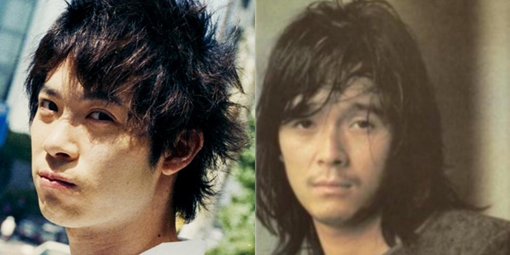 左が渡辺大知さん、右が若い頃の火野正平さん。 父親 親子