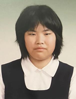 小森和美容疑者の中学時代の卒業アルバム
