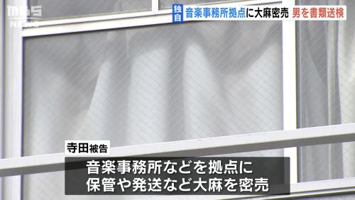 高永憲吾・寺田明義容疑者の音楽事務所(音楽スタジオ運営会社)はどこ?