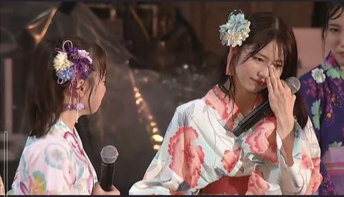 横山由依がAKB48からの卒業を発表!