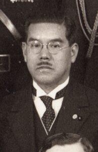 岸田文雄の祖父 岸田正記は元衆議院議員で実業家