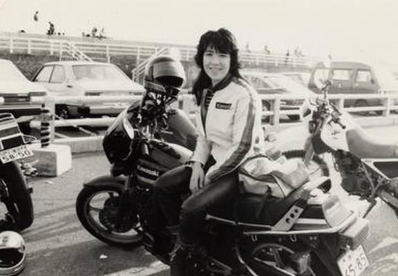 高市早苗 若い頃 バイク乗り