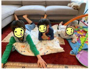小倉優子の子供3人の年齢や名前は?