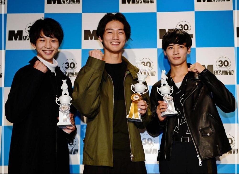 鈴木仁 メンズノンノ オーディション 2016