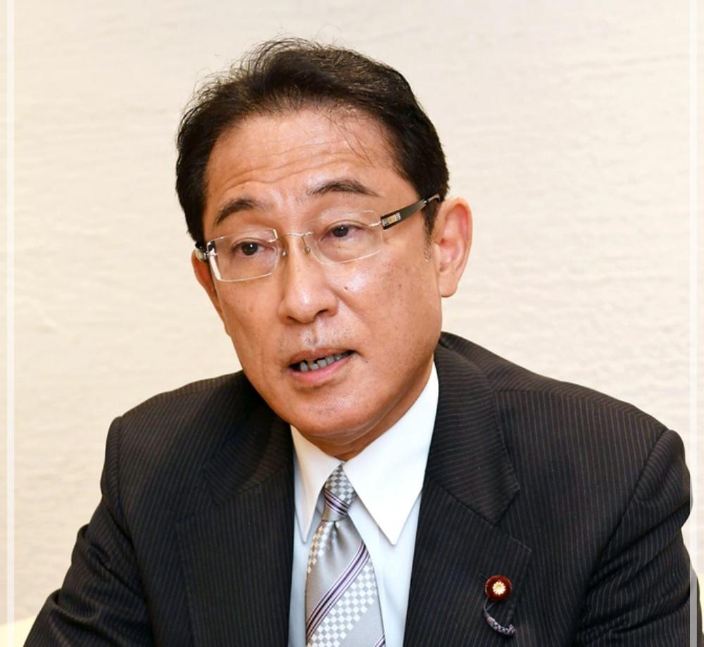 岸田文雄 小学校 栄田町