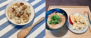 三竿健斗選手と後藤晴菜アナ 食生活