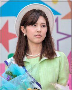 白川理桜はミスかきつばたの経歴も!
