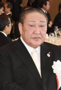井ノ口氏の貢献が田中英寿理事長