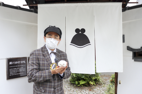 のれん探偵」というのは、福島アナが担当している「よんちゃんTV」
